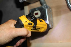 DEWALT DCF680 Gyroscopic Screwdriver