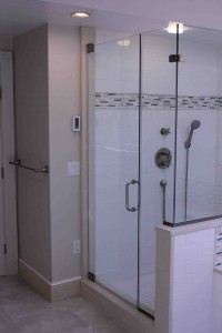 Installing A BASCO Custom Shower Glass Enclosure