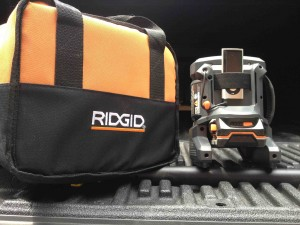 Ridgid R9601 18V X4 Cordless Compact Drill and Impact Driver