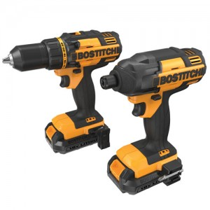 bostitch drill and impact driver