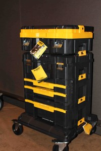 tool storage solution