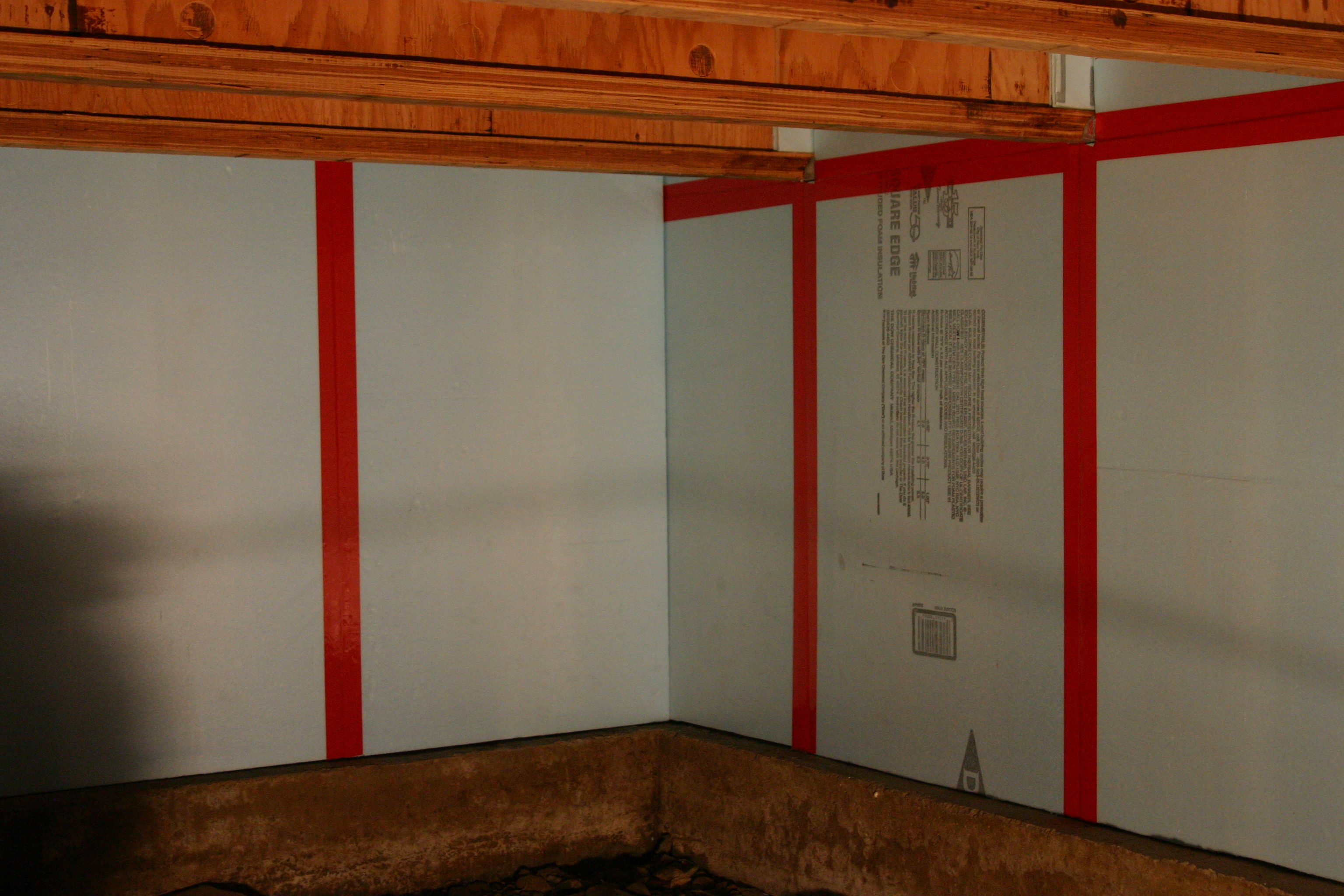 Source makinghouseswork.cchrc.org & How to Insulate your Basement