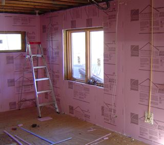 How to insulate your basement for Types of insulation for basement
