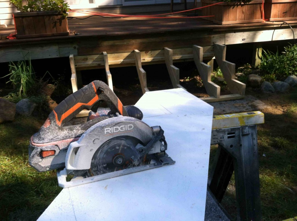 RIDGID 18-Volt X4 Circular Saw Review 3