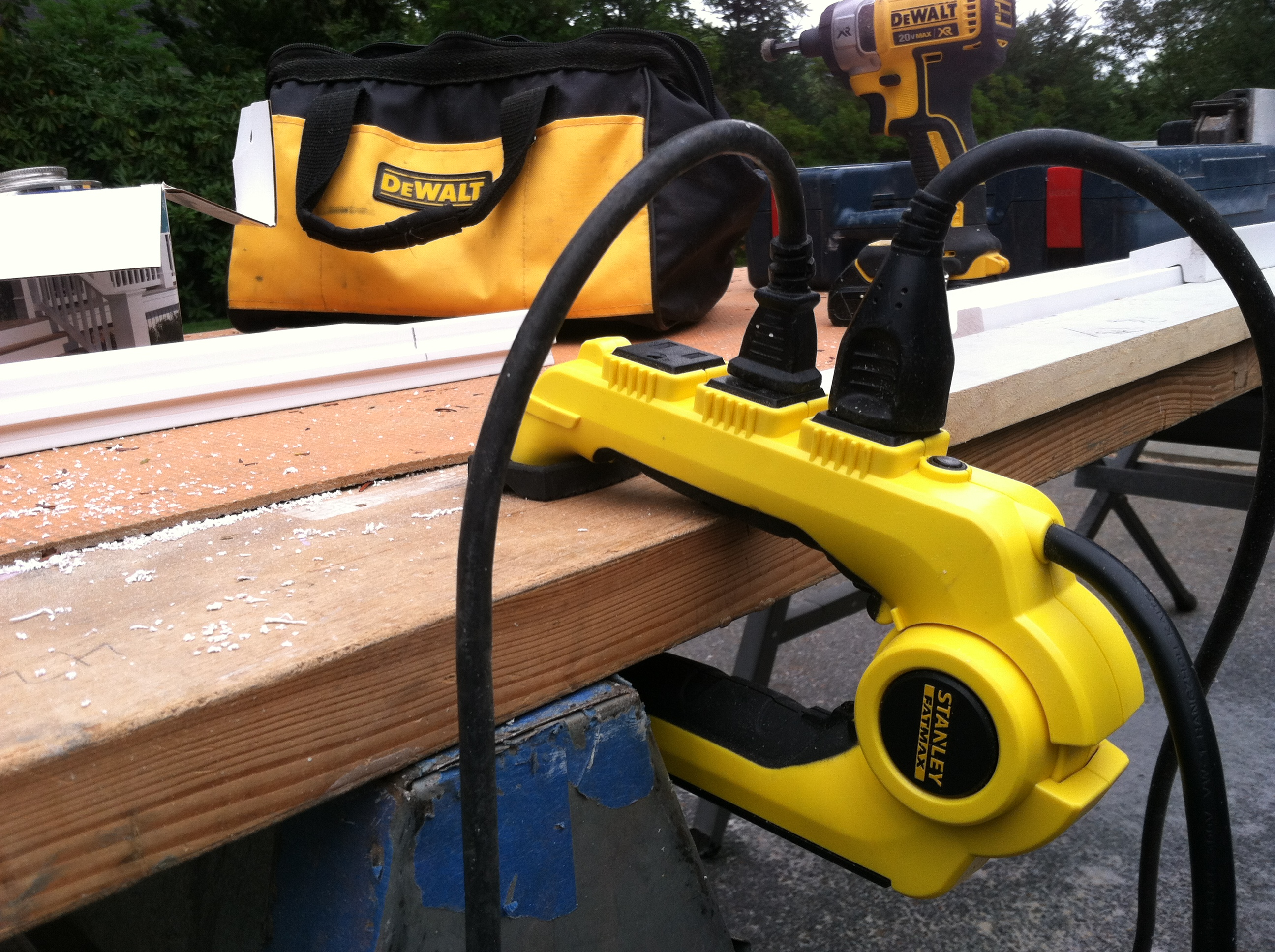 stanley fatmax powerclaw a concord carpenter tool review. Black Bedroom Furniture Sets. Home Design Ideas