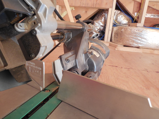 Hitachi C8fse Sliding Compound Miter Saw A Concord Carpenter