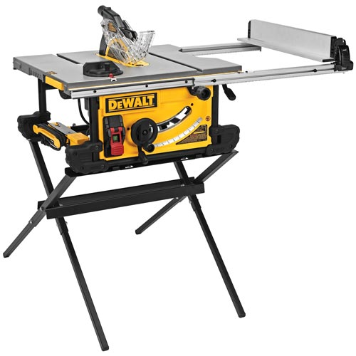 New Job Site Table Saws From Dewalt A Concord Carpenter