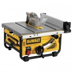 NEW Job-Site Table Saws from DEWALT