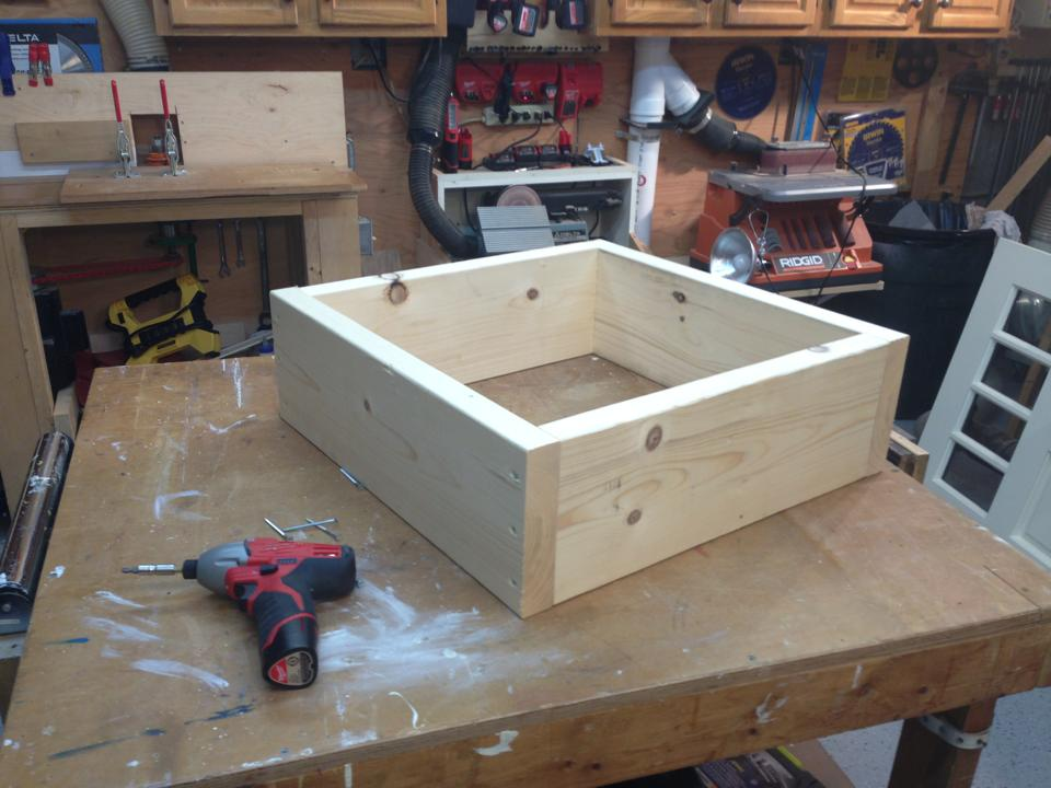 Building A Step For A Dog Door & Building A Step For A Dog Door - A Concord Carpenter