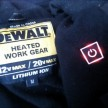DEWALT Lithium Ion Black Hooded Heated Jacket Kit Review 1