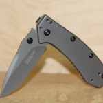 Kershaw 1555TI Cryo SpeedSafe Knife