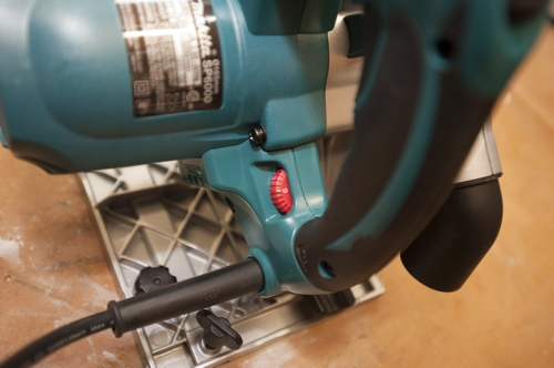 Makita SP6000J Track Saw Review 3