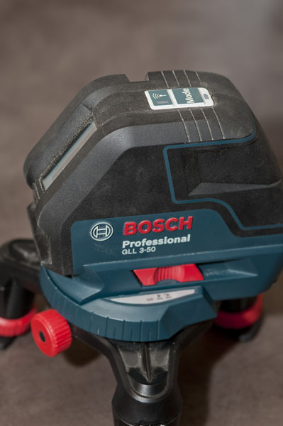 Bosch Gll 3 50 Three Line Laser With Layout Beam A