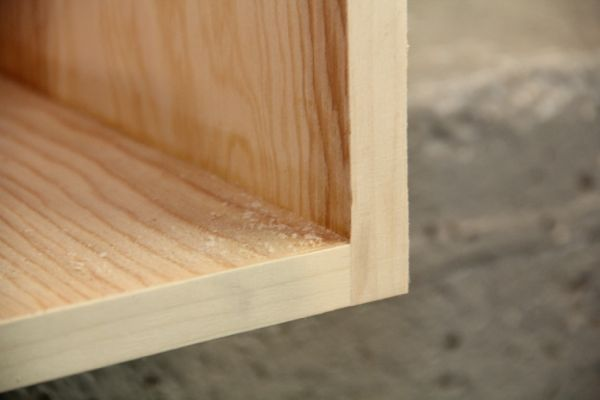 How To Apply Thin Veneer Edge Banding - A Concord Carpenter