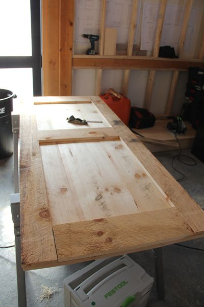 How To Build A Board And Batten Door A Concord Carpenter
