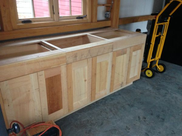 How to build rustic cabinet doors a concord carpenter - Making a steel door look like wood ...