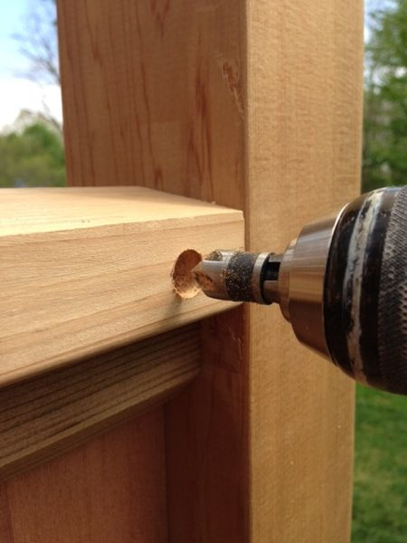 How To Install Wood Plugs