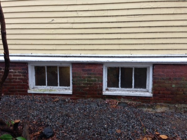 How to replace a basement window How to replace an exterior window