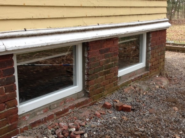 how to replace a basement window - Window Frame Replacement