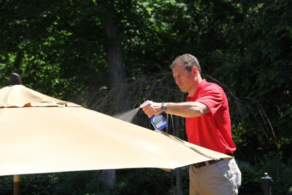 NeverWet Outdoor Fabric Water Repelling Treatment & NeverWet Outdoor Fabric Water Repelling Treatment - A Concord ...