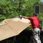 Neverwet Outdoor Fabric Water Repelling Treatment A