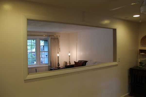 how to cut an opening in a non bearing wall a concord carpenter rh aconcordcarpenter com opening in wall between living room and kitchen opening in wall to let air or light