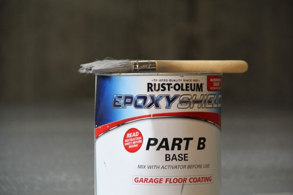 Epoxy paint - How-to