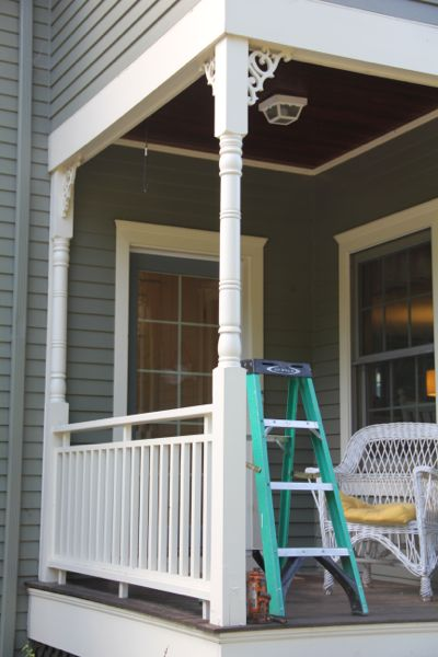 Repair A Rotted Porch Column A Concord Carpenter