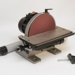 DELTA Introduces New Heavy Duty 12-Inch Disc Sander