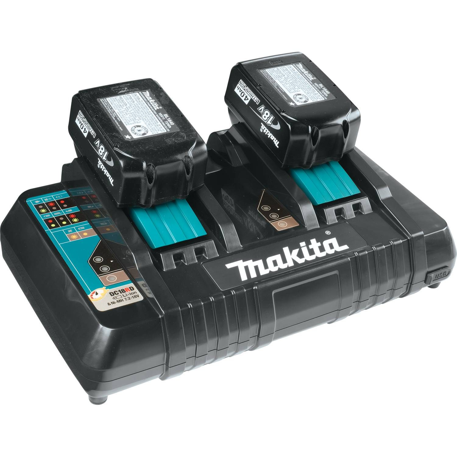 Makita 4 0 battery and 18v platform a concord carpenter - Batterie makita 18v ...