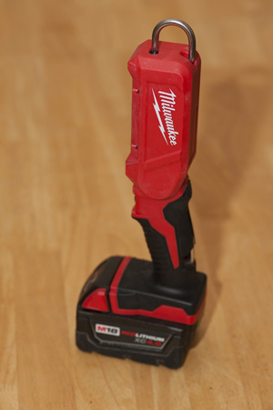 milwaukee m18 led stick light 2352 20 the tool reporter. Black Bedroom Furniture Sets. Home Design Ideas