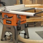 Ridgid 10 Inch 13 Amp Table Saw R4512 A Concord Carpenter