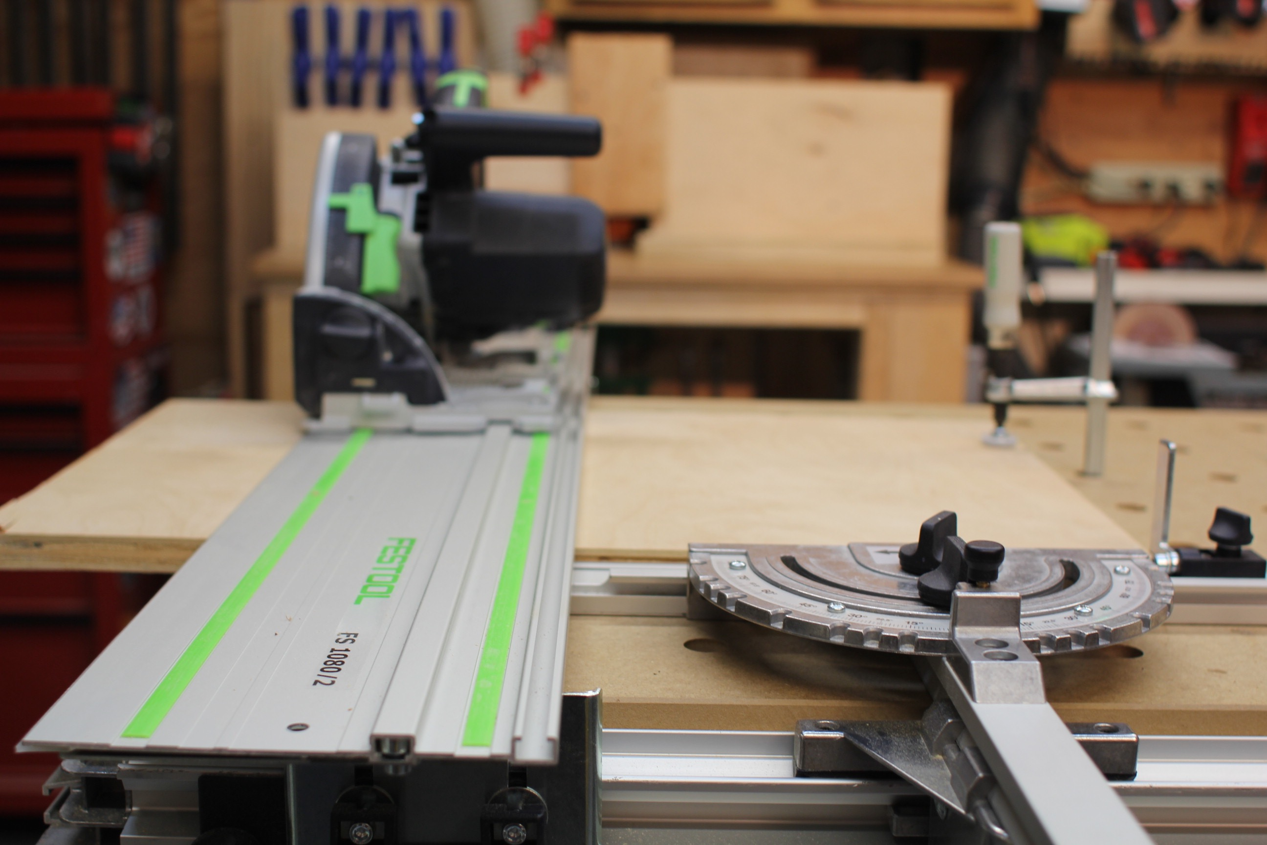 how to make rails and stiles on table saw