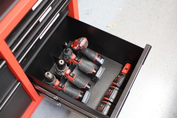 Milwaukee 46 Inch Steel Tool Storage Chest And Cabinet A