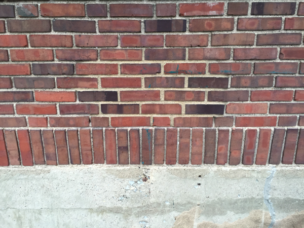 Common mortar joint profiles a concord carpenter for Brick types and styles