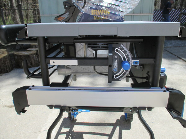 Delta 36 6020 10 inch portable contractor table saw a for 10 inch delta table saw