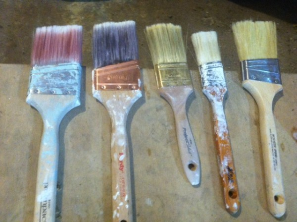 How to Clean Paint Brushes_4