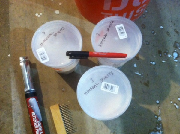 How to Clean Paint Brushes_6