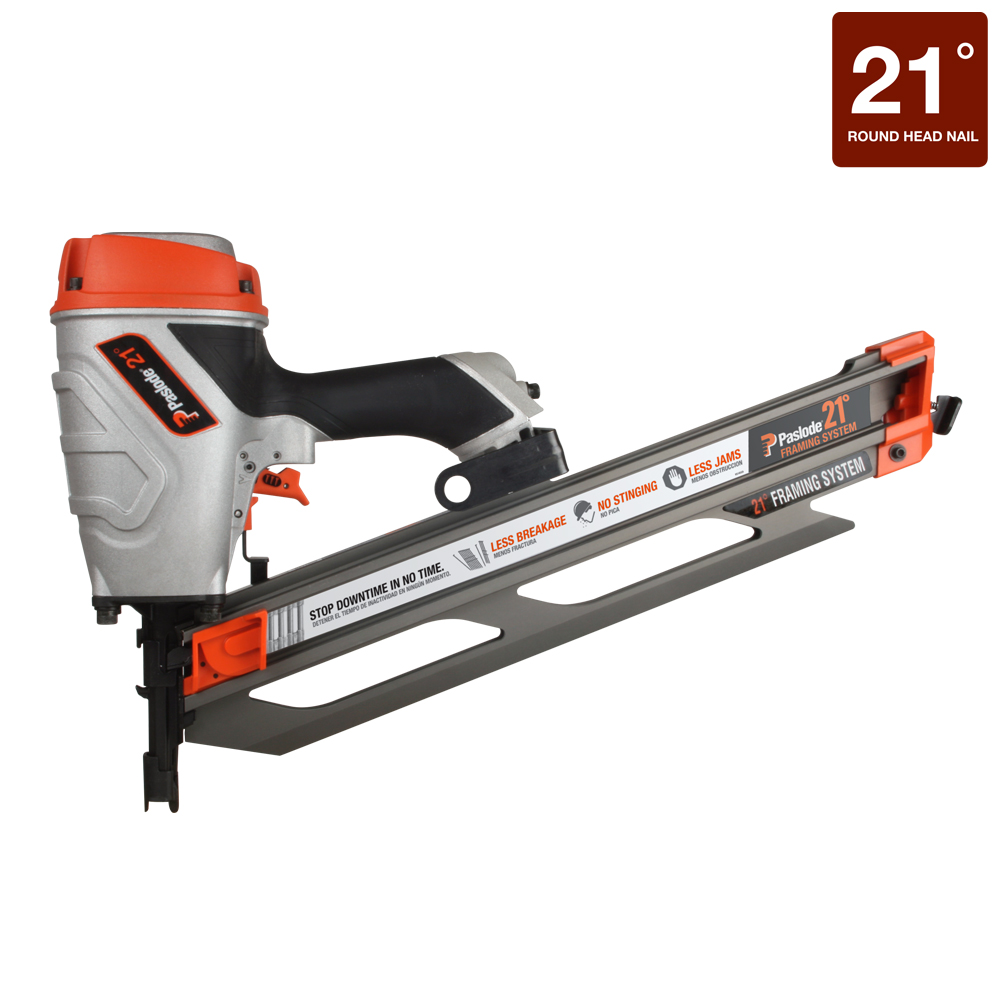 Paslode 21 Degree F350 P Framing Nailer A Concord Carpenter