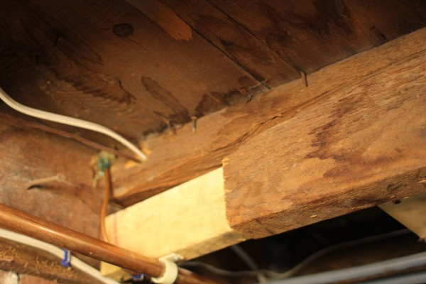 How To Fix A Broken Floor Joist Page 2 Of 8 A Concord