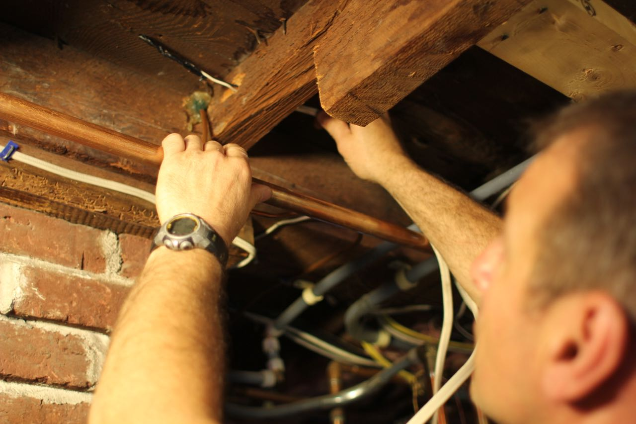 How To Fix A Broken Floor Joist Page 3 Of 8 A Concord