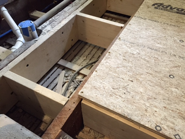 How To Prepare A Floor For Tile A Concord Carpenter