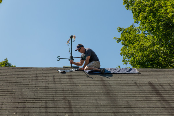 How To Install A Weathervane A Concord Carpenter