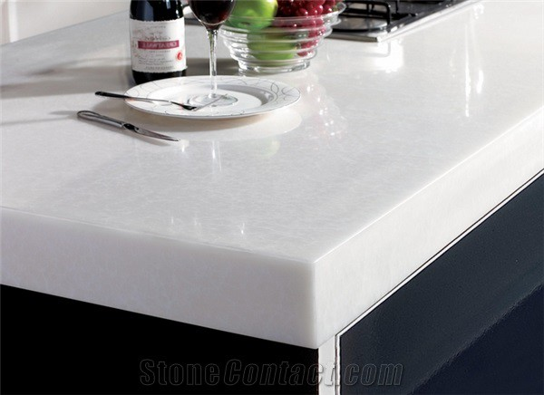Kitchen countertops a concord carpenter Solid surface counters