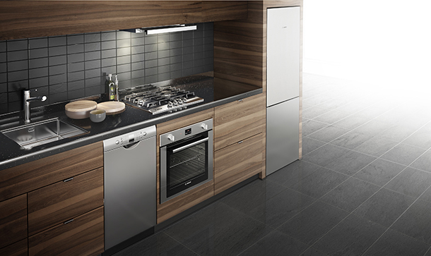 Bosch European Small Scale Kitchen Designs - A Concord Carpenter