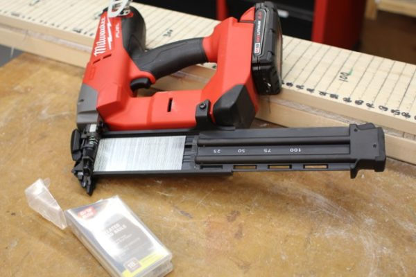 Milwaukee M18 FUEL Cordless Nailers
