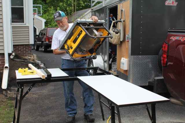 Compact Portable Table Saws A Concord Carpenter