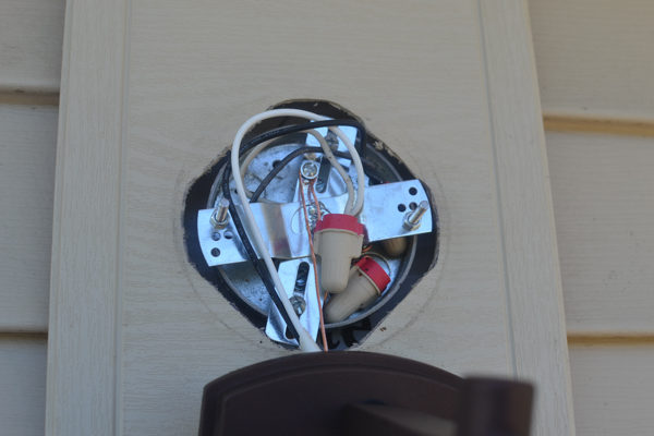 Replacing an outdoor light fixture -12 - Replacing An Outdoor Light Fixture - A Concord Carpenter
