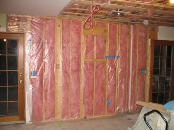 Bathroom Remodeling Insulation and Ventilation