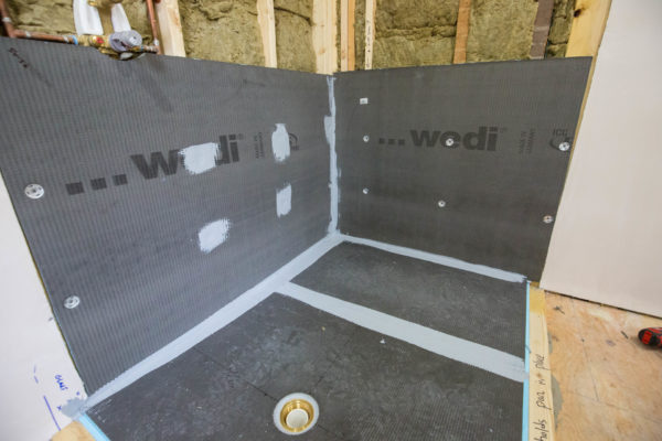 Wedi Waterproof Shower System Page 3 Of 4 A Concord